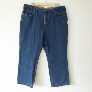 Duluth Trading Co Ballroom Relaxed Fit Jeans 40x28